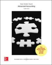 Advanced Accounting (Int'l Ed)
