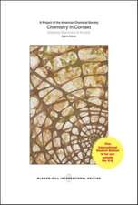 Chemistry in Context (Int'l Ed)