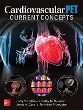 Cardiovascular PET: Current Concepts