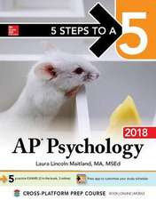 5 Steps to a 5: AP Psychology 2018 Edition