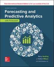 FORECASTING AND PREDICTIVE ANALYTICS WITH FORECAST X (TM)