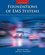 Foundations of EMS Systems