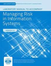 Lab Manual to Accompany Managing Risk in Information Systems