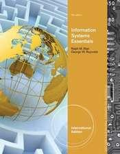 Information System Essentials