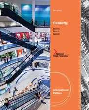 Retailing, International Edition