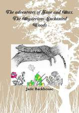 The Adventures of Jane and Max. the Mysterious Enchanted Woods
