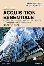 Howson, P: Acquisition Essentials
