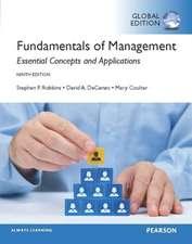 Fundamentals of Management with MyManagementLab