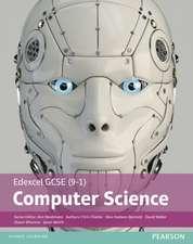 Edexcel GCSE (9-1) Computer Science Student Book