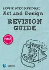 REVISE BTEC National Art & Design Revision Guide