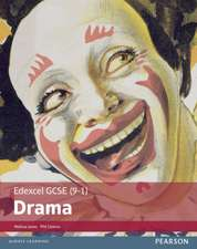 Edexcel GCSE (9-1) Drama Student Book