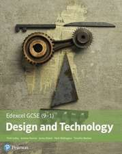 Edexcel GCSE (9-1) Design and Technology Student Book