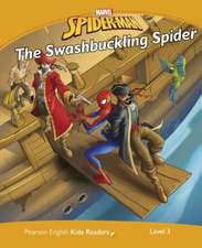 Level 3: Marvel's Spider-Man: The Swashbuckling Spider
