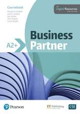 O'Keeffe, M: Business Partner A2+ Coursebook and Basic MyEng