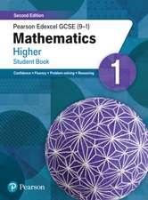 Pearson Edexcel GCSE (9-1) Mathematics Higher Student Book 1
