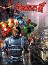 Avengers K Book 5: Assembling the Avengers