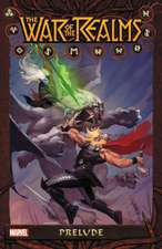 War Of Realms Prelude