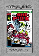 Marvel Masterworks: The Savage She-hulk Vol. 2