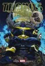 Thanos Rising Marvel Select Edition