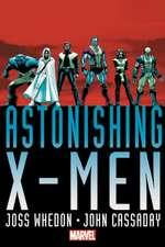 Astonishing X-men By Joss Whedon & John Cassaday Omnibus