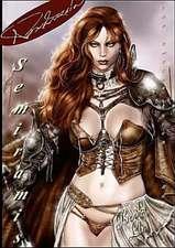 Semiramis - The Amazon Queen of Babylon