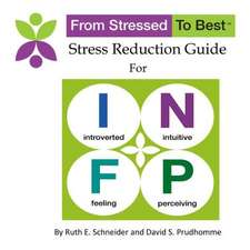 Infp Stress Reduction Guide