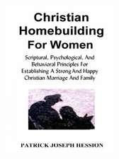 CHRISTIAN HOMEBUILDING FOR WOMEN