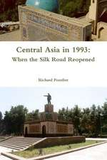 Central Asia in 1993