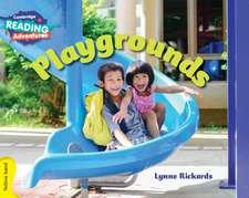 Playgrounds Yellow Band