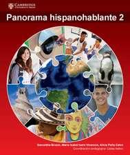 Panorama hispanohablante 2