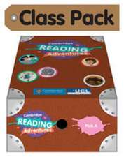 Cambridge Reading Adventures Pink A Band Class Pack