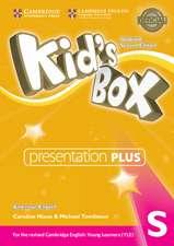 Kid's Box Starter Presentation Plus DVD-ROM American English