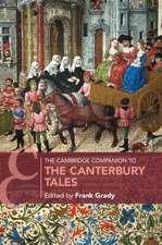 The Cambridge Companion to The Canterbury Tales