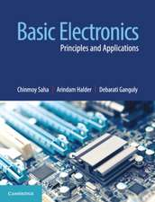 Basic Electronics: Principles and Applications