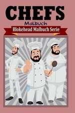 Chefs Malbuch