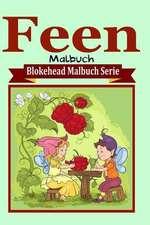 Feen Malbuch