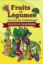 Fruits Et Legumes Livres de Coloriage