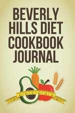 Beverly Hills Diet Cookbook Journal