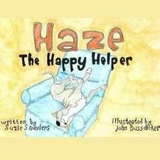 Haze the Happy Helper