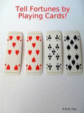 Tell Fortunes by Playing Cards!