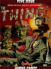 The Thing Five Issue Jumbo Comic