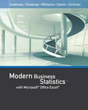 Modern Business Statistics with Microsoft Excel (with Xlstat Education Printed Access Card)