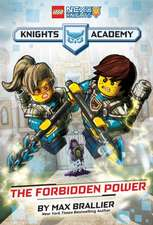 The Forbidden Power (Lego Nexo Knights