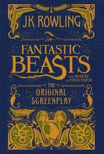 Fantastic Beasts and Where to Find Them: Library Binding