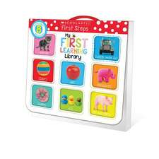 Little Learning Library Box Set (Scholastic Early Learners)