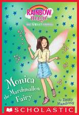Monica the Marshmallow Fairy (the Sweet Fairies #1): A Rainbow Magic Book