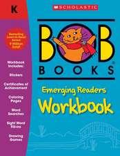 Emerging Readers Workbook