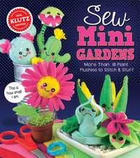 Sew Mini Garden