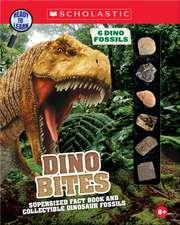 Dinosaur Bites [With Toy]