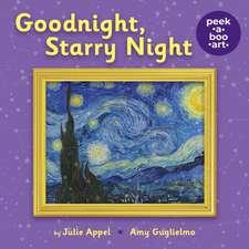 Goodnight, Starry Night (Peek-A-Boo Art)